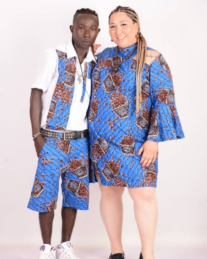 Patapaa and wife finally drop their anticipated song - Video 2