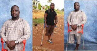 Inspiring: Prez. Nana Addo appoints a physically challenged man as a minister - photos 12