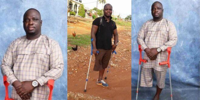 Inspiring: Prez. Nana Addo appoints a physically challenged man as a minister - photos 1