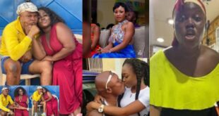 Queen Peezy threatens to beat Akuapem Poloo over Bukom Banku - Video 10