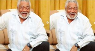 Final Funeral Rites of LT. J.J Rawlings to Happen From 24th - 27th January - Details 59