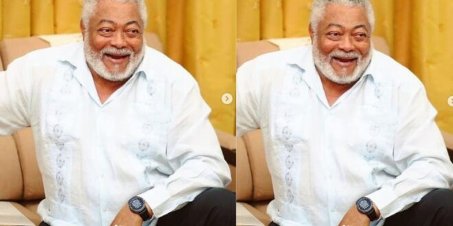 Final Funeral Rites of LT. J.J Rawlings to Happen From 24th - 27th January - Details 1