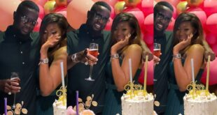 Sarkodie surprises beautiful Female Fan on Her Birthday - Video 17