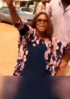 Married Woman Storms Her Husband's Secret Wedding - Video