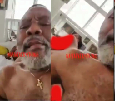 Nigerian commissioner caught in 3sUm t@pe - Video 4