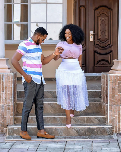 Yolo star, Cyril and Baby Mama stuns the internet with beautiful photos 2