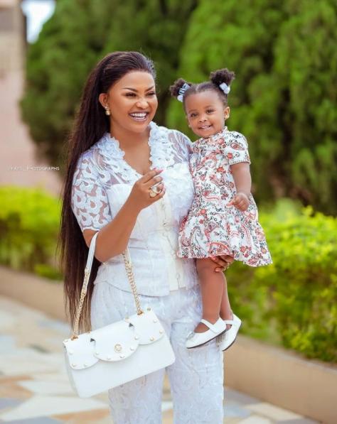 I drank baby Maxin's urine to save her life –  Nana Ama McBrown reveals - Video 2