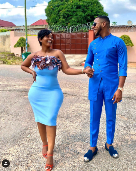 Here is how Cyril's baby mama surprised him on his birthday - Video