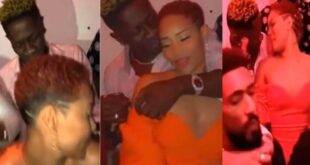 'I get lyrics for my songs when I am chopping girls in bed'- Shatta wale 14