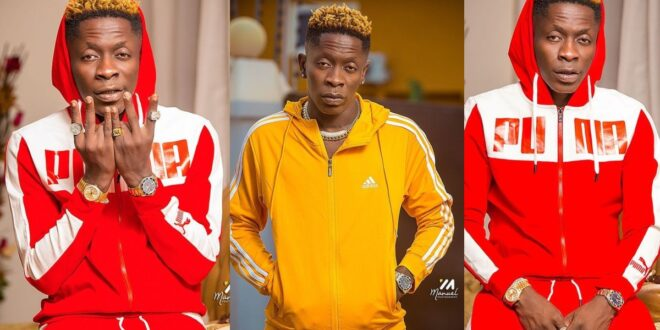 God appeared to me when I was in cells as he appeared to Moses - Shatta Wale - Video 1