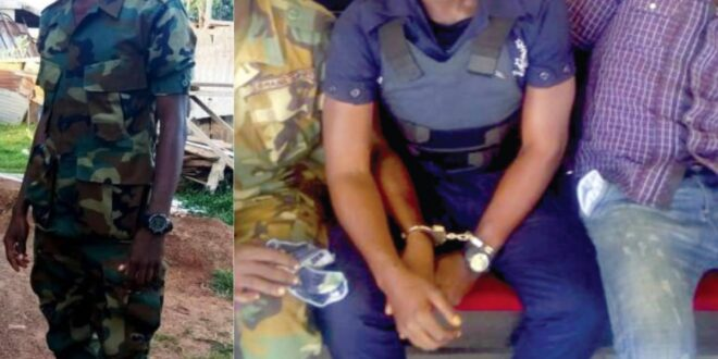 30 years old soldier arrested for sleeping with 14 years old daughter of his best friend. 1