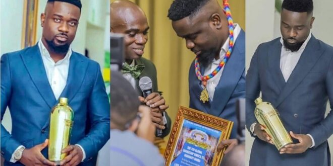 'My wife left me with our 2 years old child because Sarkodie said I was fake'- Dr. UN 1