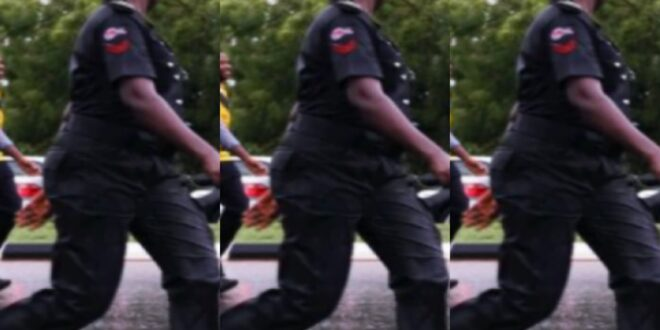 Unmarried policewoman sacked for getting pregnant 1