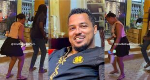 Van Vicker teenage daughter stuns social media with her dance moves (video) 12