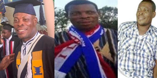 I'm sorry for campaigning for NPP - Actor, Waakye begs NDC 1