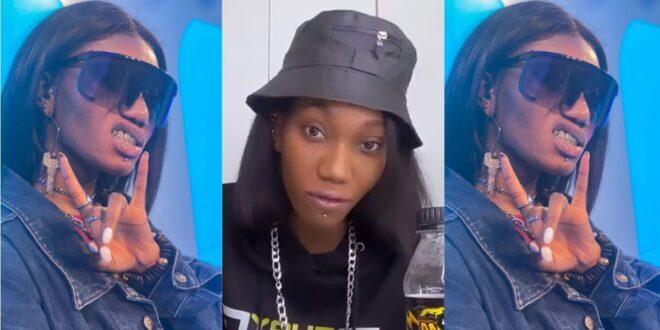 Netizens trolls Wendy Shay over her new look in new Video 1