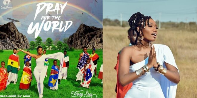 Wendy Shay in tears as YouTube deletes her latest song - Video 1