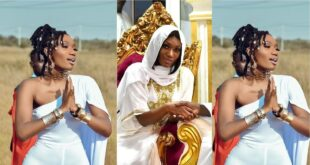 'I have found Jesus and he will never fail me'- wendy shay (video) 12