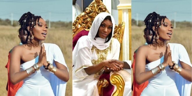 'I have found Jesus and he will never fail me'- wendy shay (video) 1