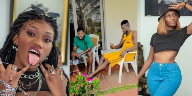 Wendy Shay needs payers, she is going through an emotional trauma - Keche Joshua tells the bitter truth in new Video 1