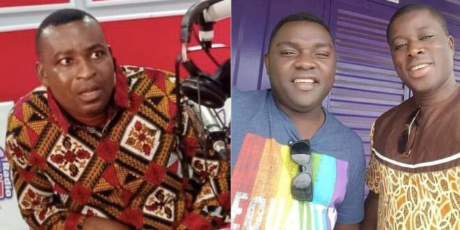 Kevin Taylor spotted In Ghana despite a wontumi's threats and a pending arrest warrant 1