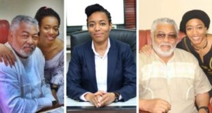 zanetor Rawlings reveals activities for the final funeral rights of her father 16