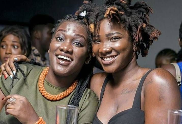 Ebony's Sister Yaa Foriwaa pens down emotional message as she Mourns Her Death 3