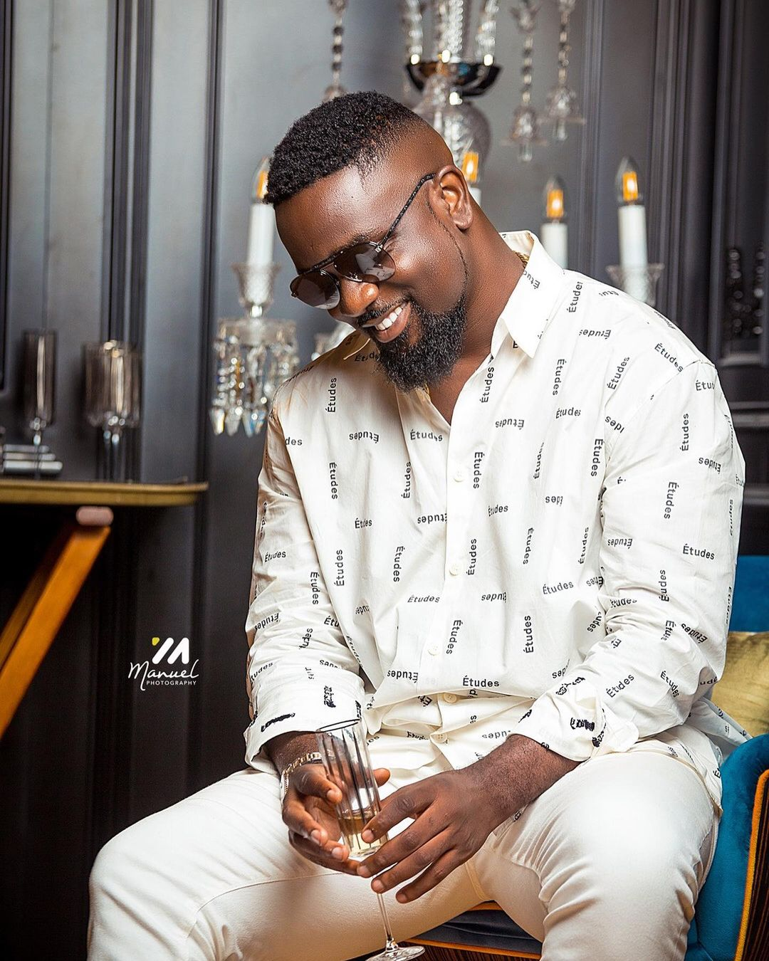 I couldn't look at Sarkodie's face when I first met him - Fameye 3