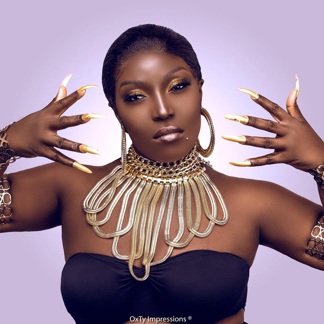 Eno Barony shares a sad story of her life on how she almost quit her career in 2015 2
