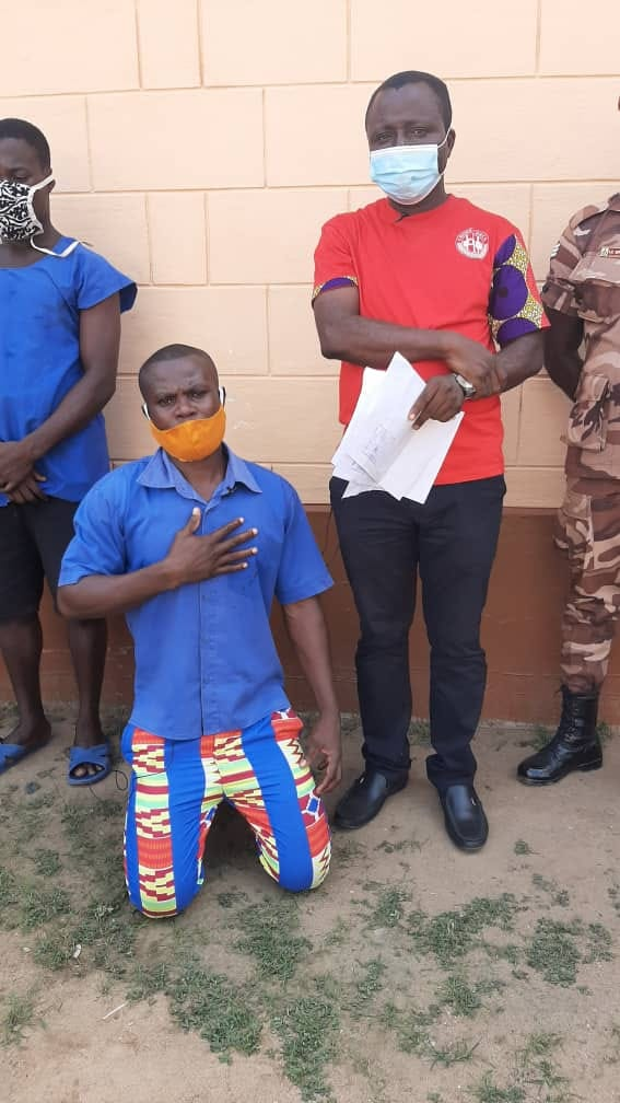 Here is How 5 Pesewas Sent Ghanaian Man To Jail For 12 Months - Photos