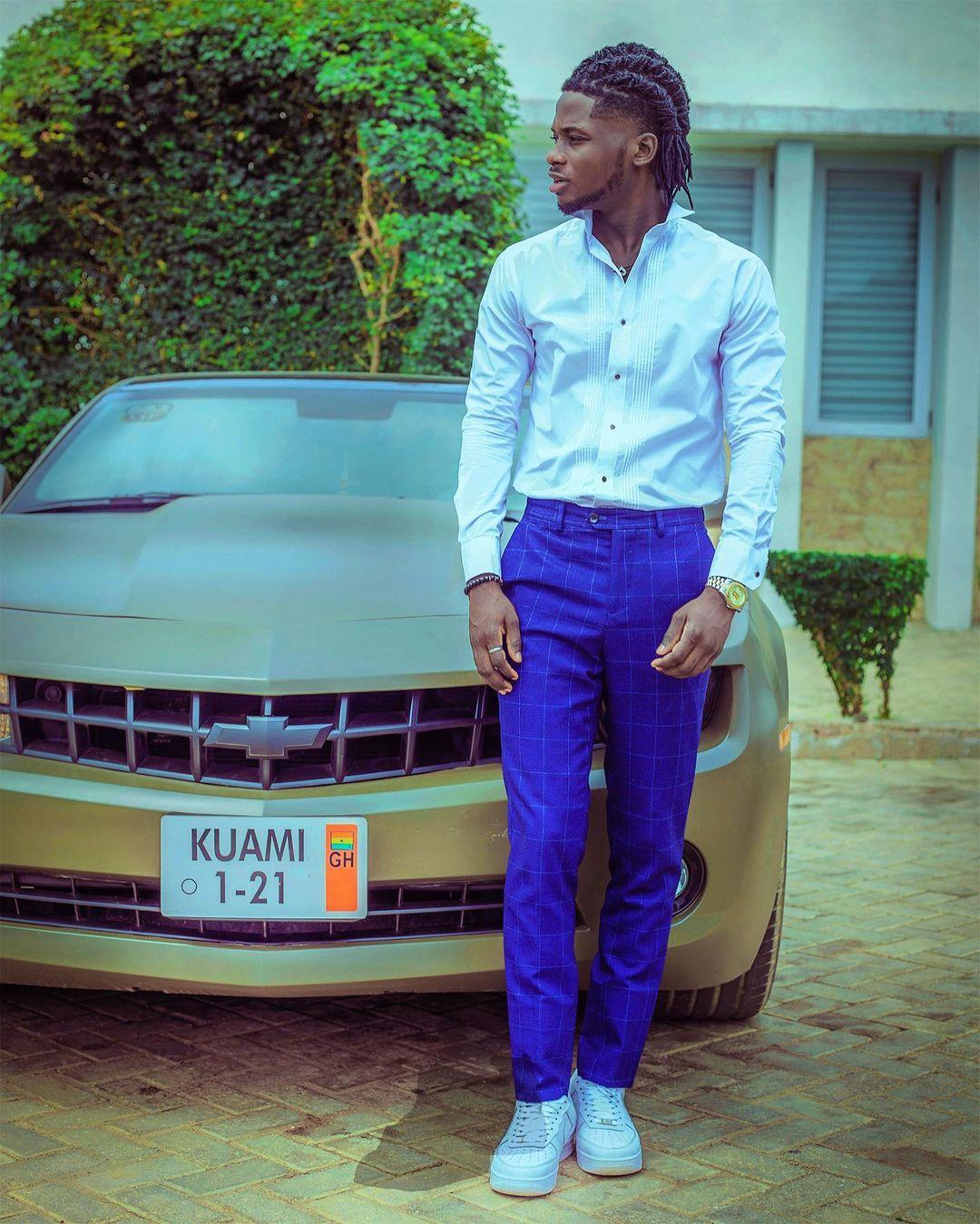 This is my time to rule Ghana Music - Kuami Eugene slams Guru - Video 2