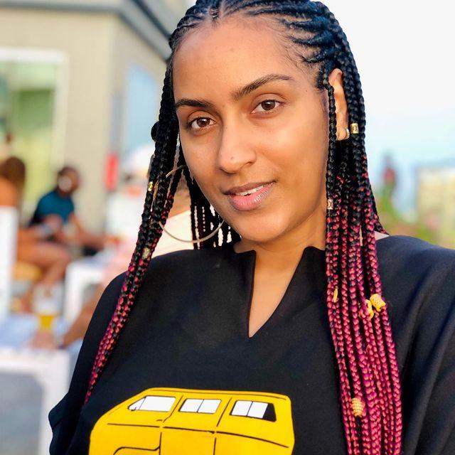 Juliet Ibrahim set the internet ablaze with her latest stunning video 5