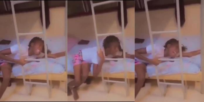 Young lady uncontrollably cries like a baby due to broken heart - Video 2