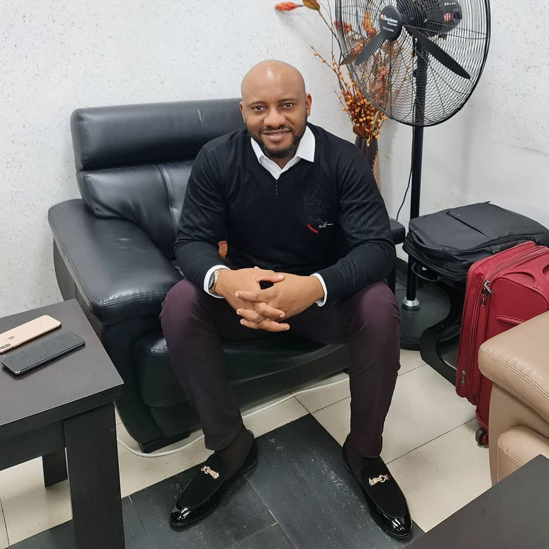 I will lift Nigerians from poverty if i become President in 2023– Actor Yul Edochie 2