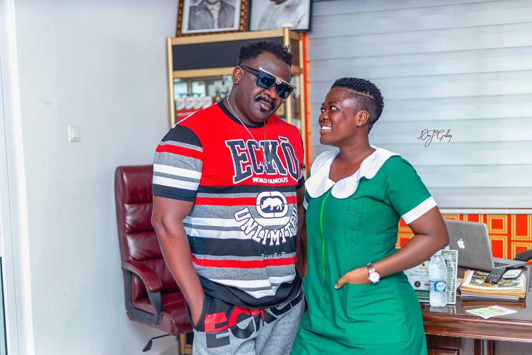 Koo Fori's Daughter drops more beautiful photos together with her Dad 3