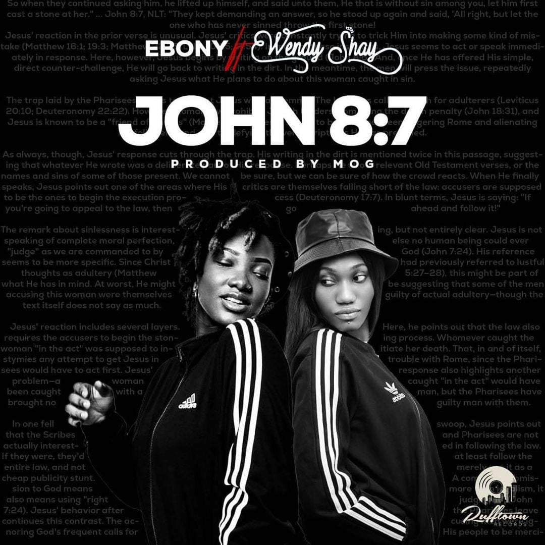 Music Video of Ebony Reigns and Wendy Shay's song finally drops 2