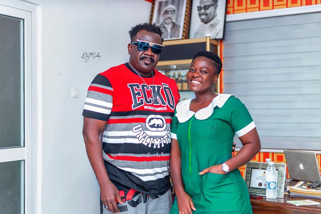 Koo Fori's Daughter drops more beautiful photos together with her Dad 4