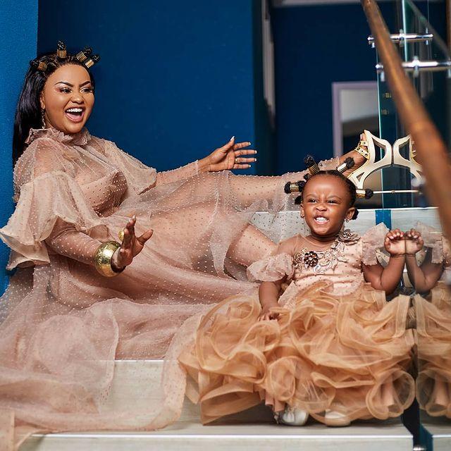 My Joy, My Testimony - Says Macbrown as she celebrates Baby Maxin's 2-year-old birthday - Photos 2