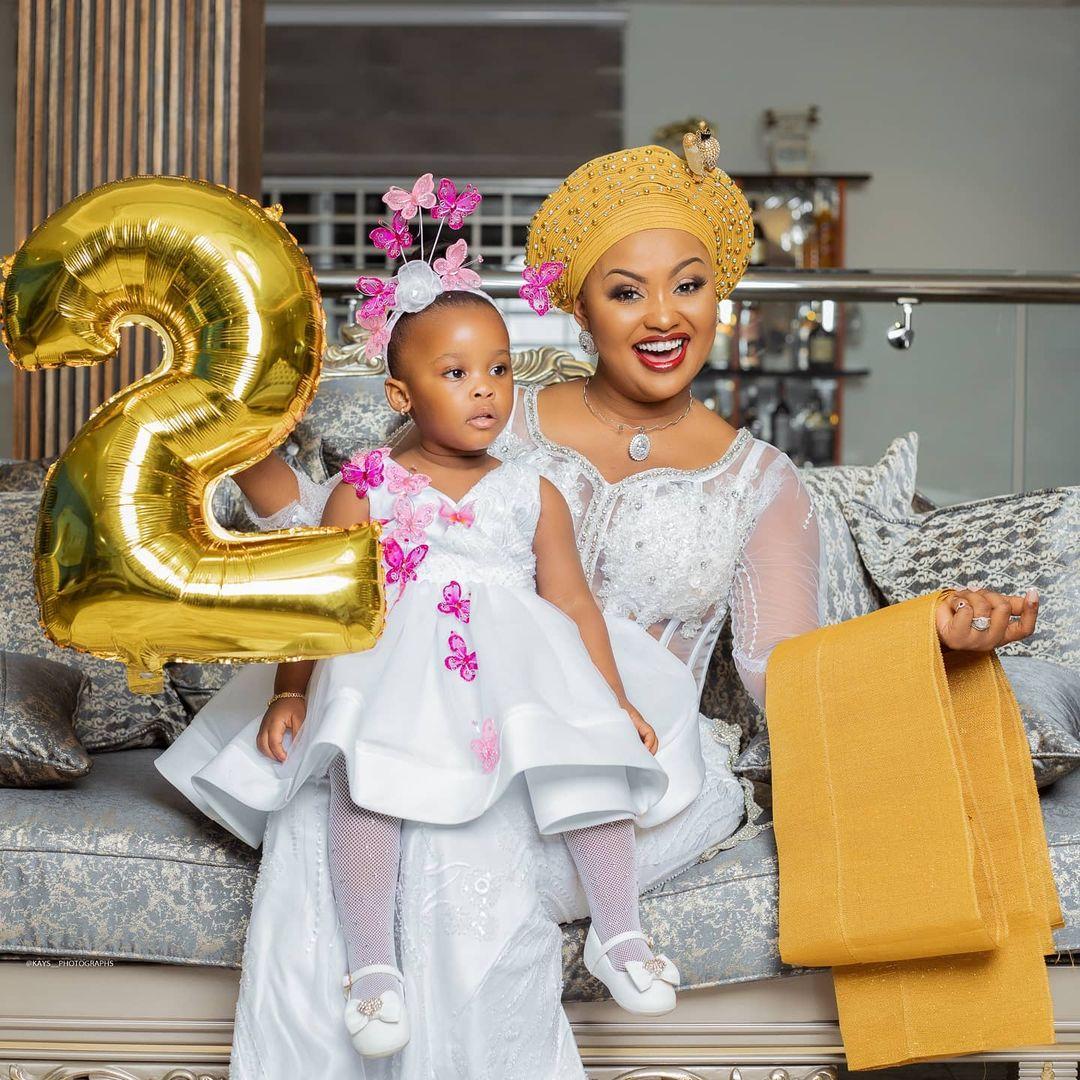My Joy, My Testimony - Says Macbrown as she celebrates Baby Maxin's 2-year-old birthday - Photos 3
