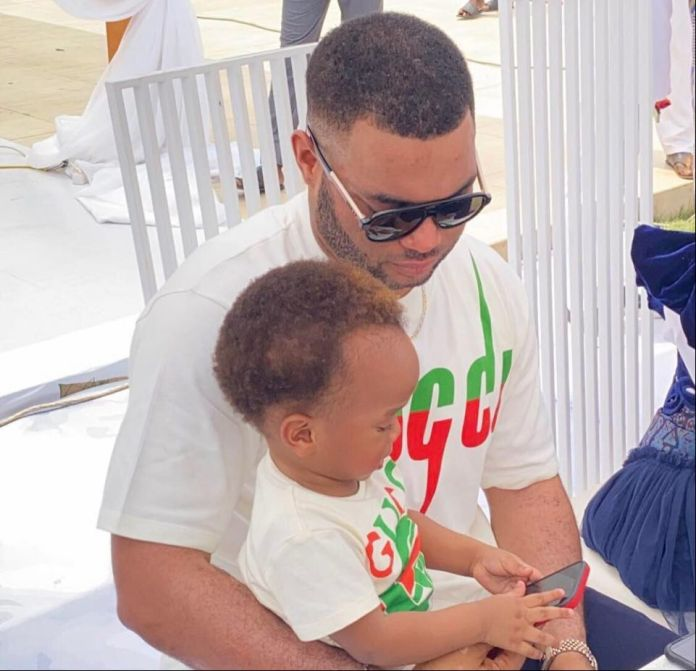 Watch full video from the Lavish birthday party of Kwadwo Safo Kantanka Jnr 2