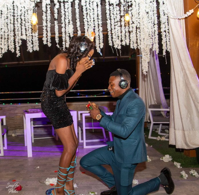 Young Man Finally Proposes To girlfriend Who Stayed With Him When was broke - Video 2