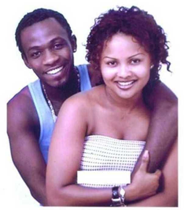 Okyeame Kwame hails his ex-girlfriend, Nana Ama McBrown as she displays her dance skills 3