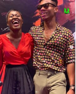 Kidi tells why his Pen!s stands stiff when he is close to women - Video 4