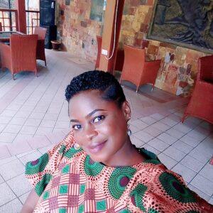 Meet the Pretty Big Sister of Nana Aba Anamoah, Esi Anamoah-Photos 2