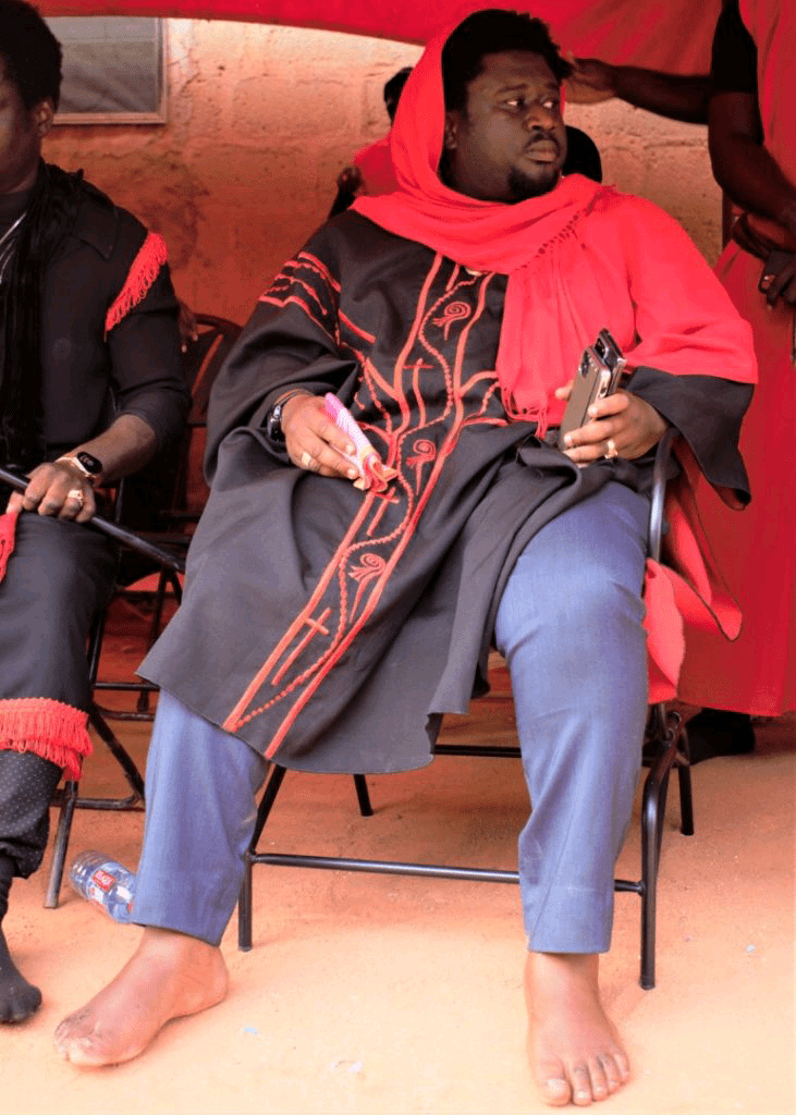 Bishop Ajagurajah exposes famous rapper who is married to a 'god' 2