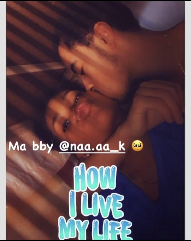 Afia Schwarzenegger's Twin and girlfriend breakup 2 hours after their photos surfaced