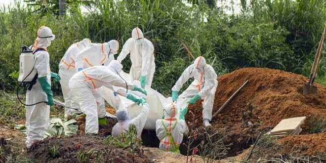 Ebola alert from Ghana Health Service after Guinea records 7 cases 1