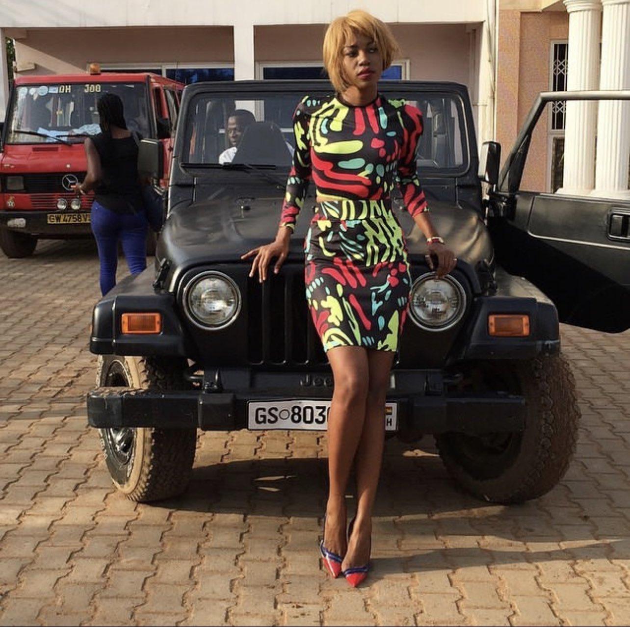 Yvonne Nelson drops throwback photos as she blast Moesha and Co. 6