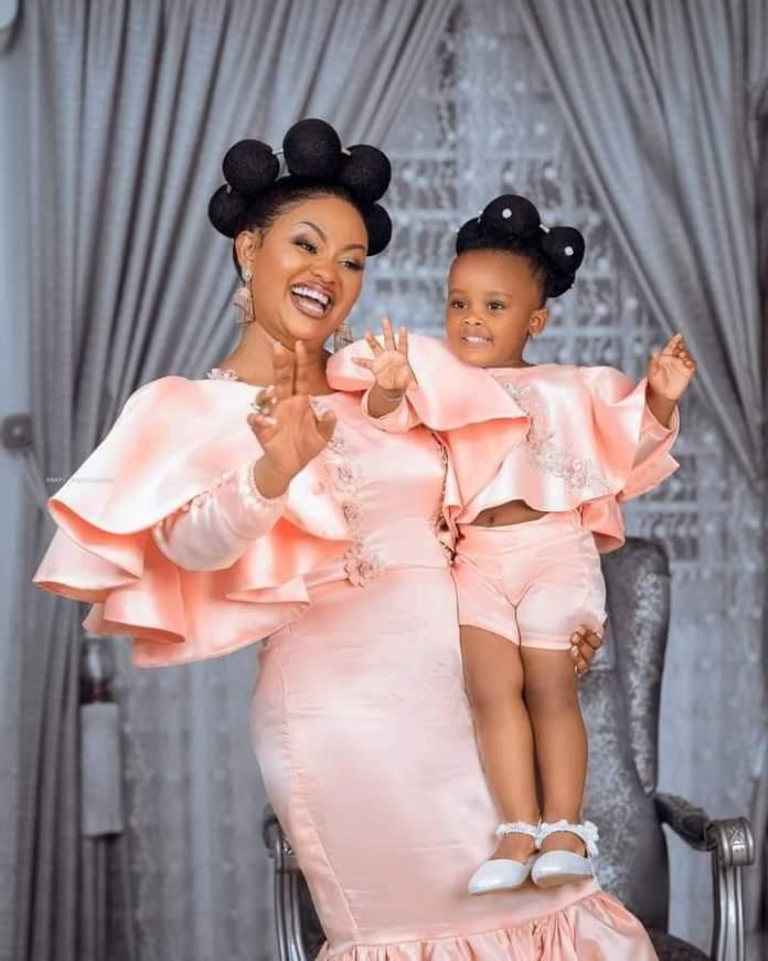 My Joy, My Testimony - Says Macbrown as she celebrates Baby Maxin's 2-year-old birthday - Photos 4