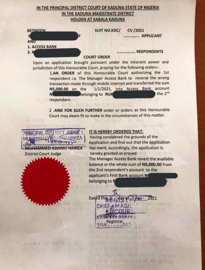 Man takes Slay Queen To Court After Sending Her GHC77.00 Transport Fare And She Refused To Show Up 2
